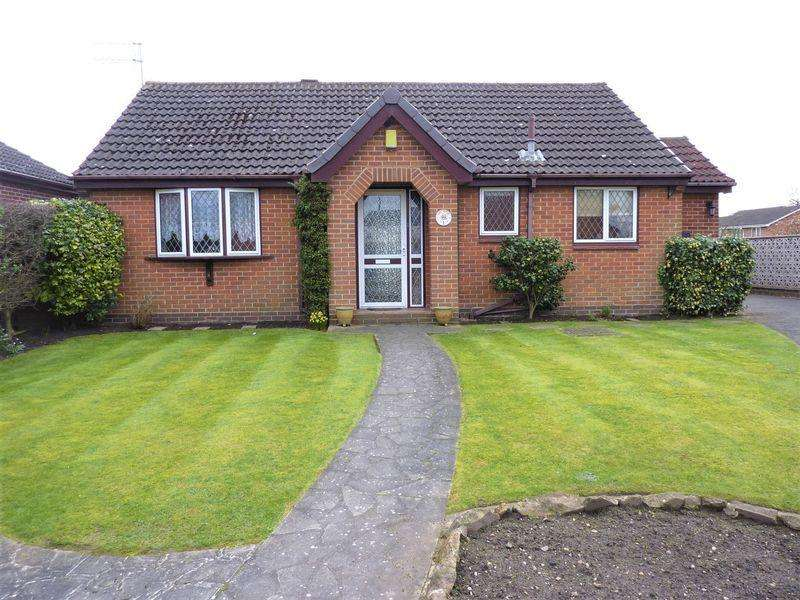 2 Bedrooms Detached Bungalow for sale in Appletree Close, Borrowash