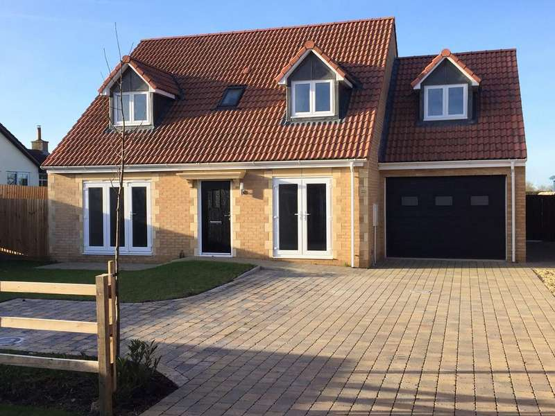 4 Bedrooms Detached House for sale in Main Road, Easter Compton, Bristol, BS35