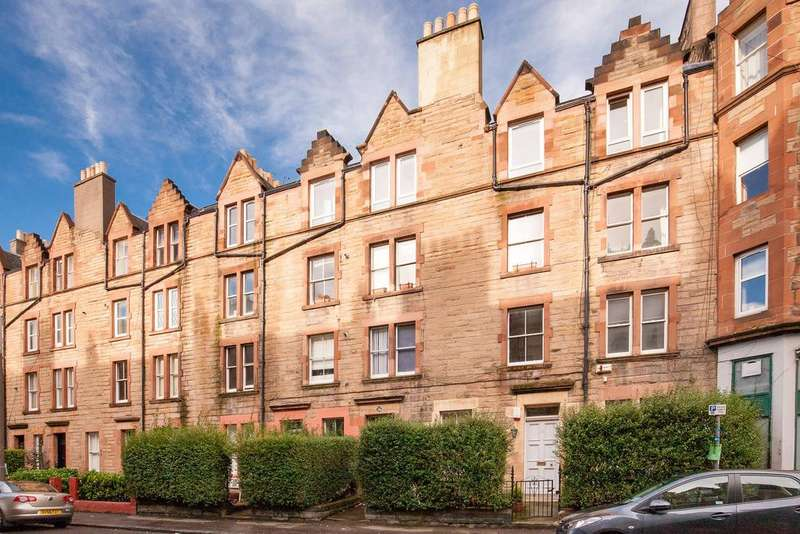 1 Bedroom Flat for sale in 14/9 Temple Park Crescent, Polwarth, EH11 1HT