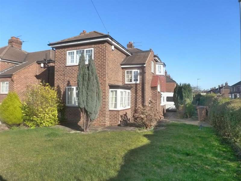3 Bedrooms Detached House for sale in Littlecoates Road, Grimsby