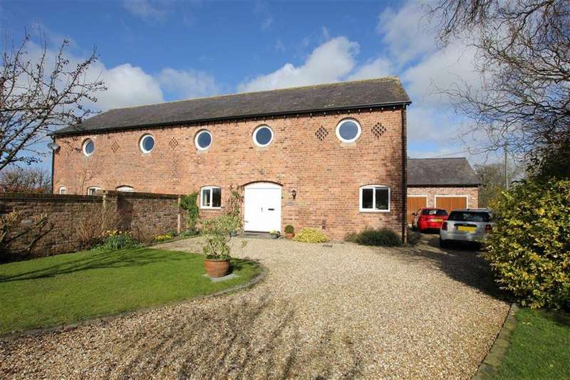 5 Bedrooms Semi Detached House for sale in Pulford Lane, Dodleston
