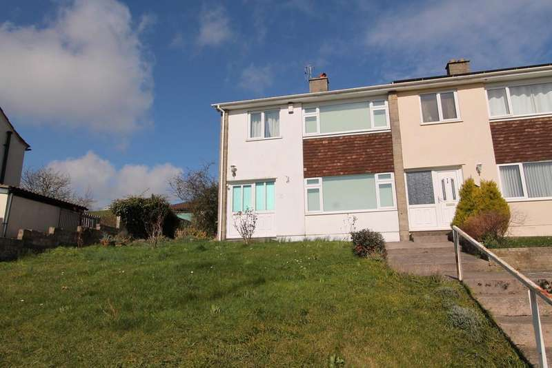 3 Bedrooms Semi Detached House for sale in Green Tree Road, Midsomer Norton