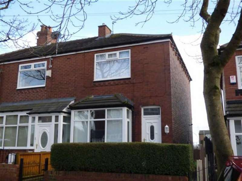 2 Bedrooms Terraced House for sale in Whitehall Street, Oldham, OL1