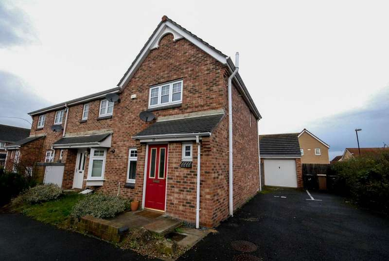 2 Bedrooms House for sale in Housesteads Gardens, Longbenton