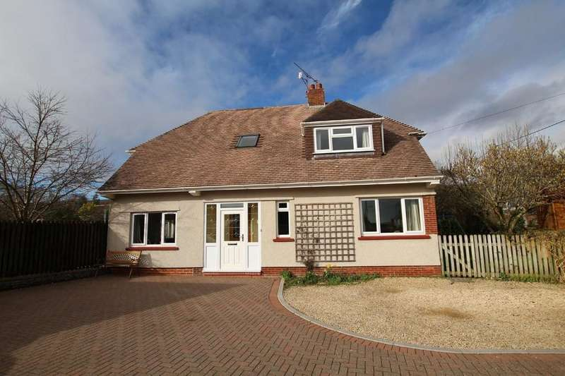 4 Bedrooms Detached House for sale in Upper North Street, Cheddar