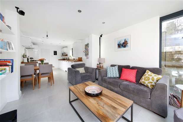 2 Bedrooms Flat for sale in Landcroft Road, East Dulwich