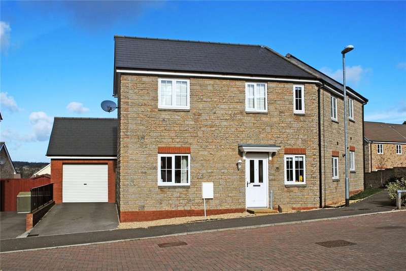 3 Bedrooms House for sale in Shutewater Orchard, Bishops Hull, Taunton, Somerset, TA1