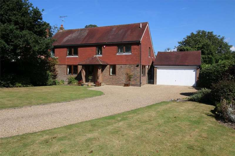4 Bedrooms Detached House for sale in Station Road, Buxted, East Sussex