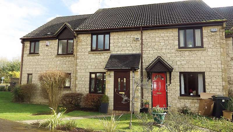 2 Bedrooms Terraced House for sale in Hanstone Close