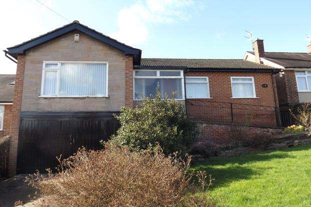 3 Bedrooms Bungalow for sale in Hillview Road, Carlton, Nottingham, NG4