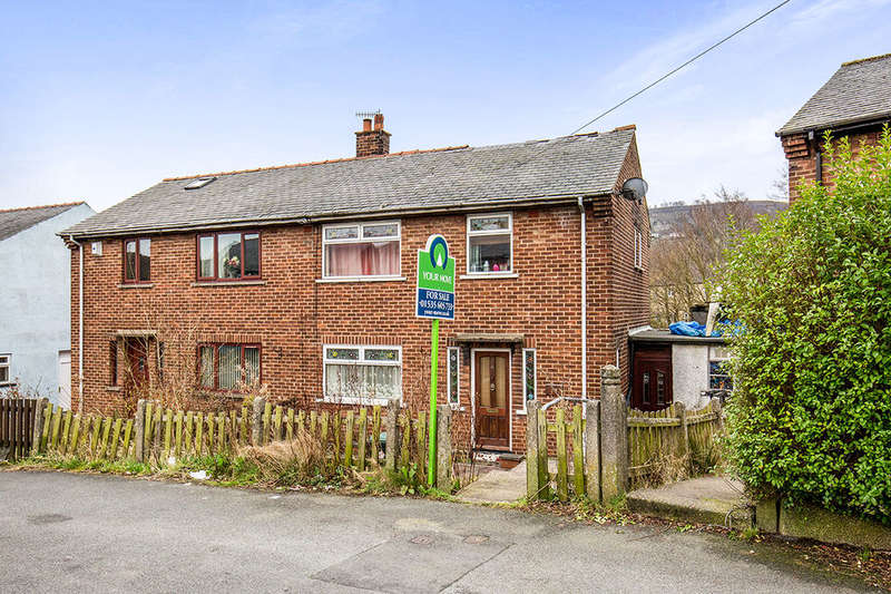 3 Bedrooms Semi Detached House for sale in Bracken Bank Grove, Keighley, BD22
