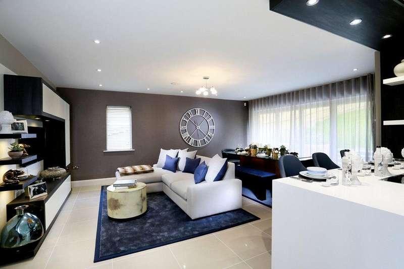 4 Bedrooms Detached House for sale in Wells Lane, Ascot, Berkshire