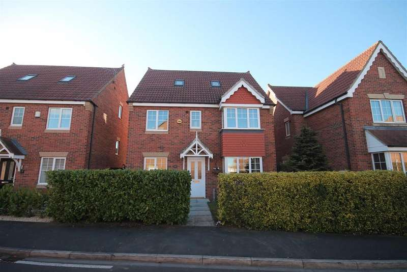 5 Bedrooms House for sale in Apsley Way, Ingleby Barwick, Stockton-On-Tees
