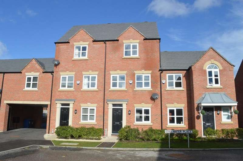 3 Bedrooms Town House for sale in Edgewater Place, Warrington
