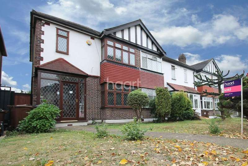 3 Bedrooms Terraced House for sale in Salcombe Drive, Chadwell Heath