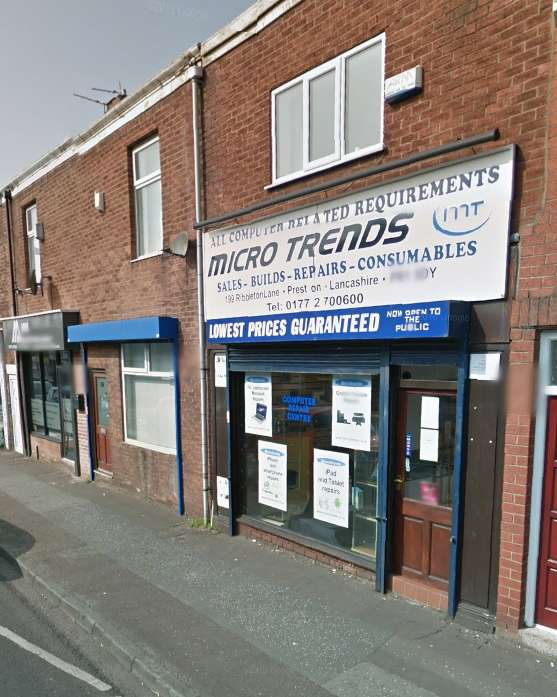 1 Bedroom Commercial Property for sale in Ribbleton Lane, Preston, PR1