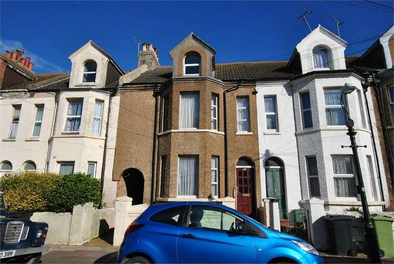 4 Bedrooms Terraced House for sale in Cornwall Road, BEXHILL-ON-SEA, East Sussex