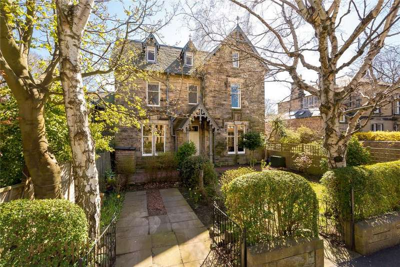 3 Bedrooms Flat for sale in 6 St. Margarets Road, Greenhill, Edinburgh, EH9