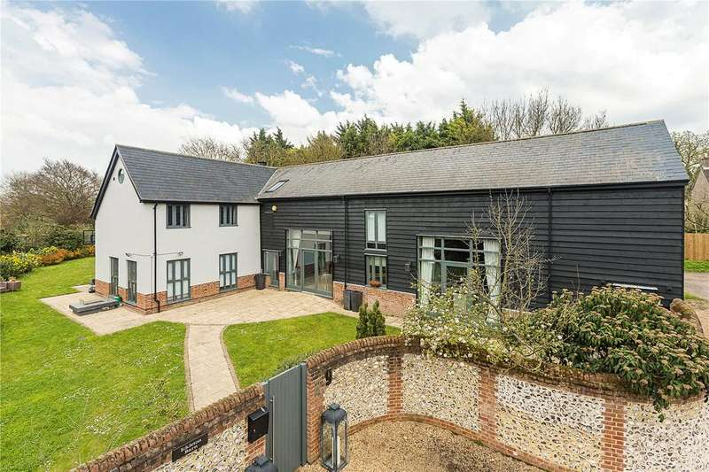 5 Bedrooms Unique Property for sale in Back Lane, Ickleton, Saffron Walden, Essex, CB10