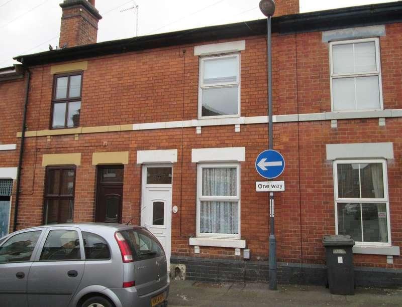 2 Bedrooms Property for sale in Wild Street, Derby, DE1