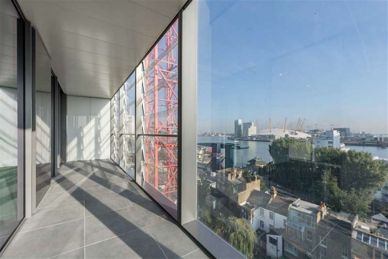 1 Bedroom Property for sale in Dollar Bay, Canary Wharf, London, E14