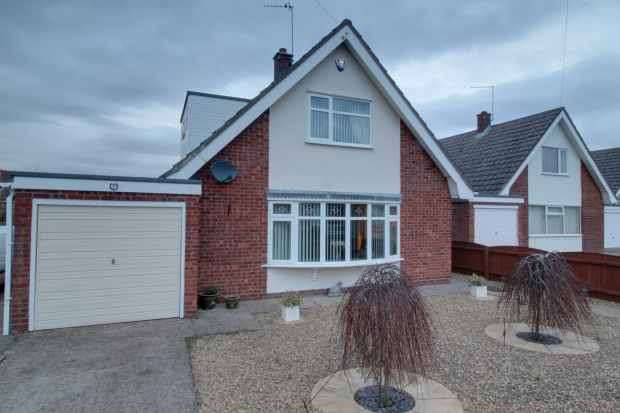 2 Bedrooms Detached Bungalow for sale in Holborn Road, Spalding, Lincolnshire, PE11 2SS