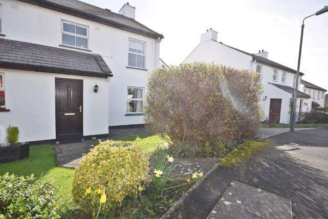 3 Bedrooms House for sale in Ballacubbon Close, Ballabeg, IM9 4HR
