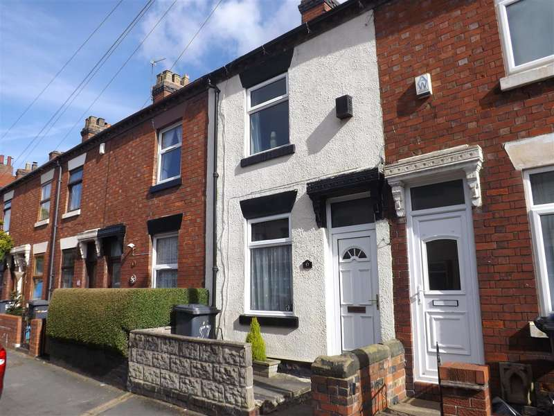 2 Bedrooms Terraced House for sale in Oxford Road, Newcastle-under-Lyme