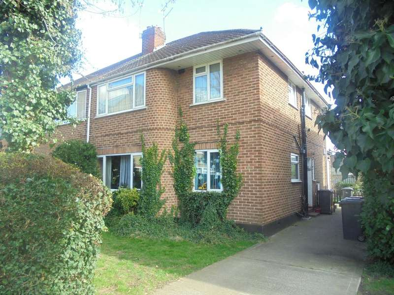 2 Bedrooms Maisonette Flat for sale in Adelphi Gardens, Slough, Berkshire SL1 2RG