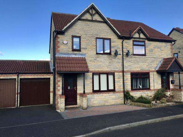3 Bedrooms Semi Detached House for sale in ANVIL COURT, PITY ME, DURHAM CITY