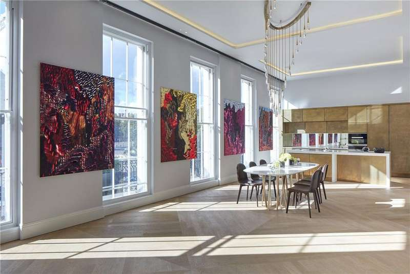 3 Bedrooms Flat for sale in The Wedgwood, Portland Place, The Park Crescent, Regent's Park, W1B