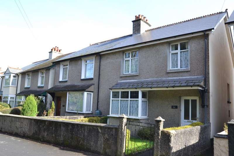 3 Bedrooms Semi Detached House for sale in St. Nicholas Street, Bodmin