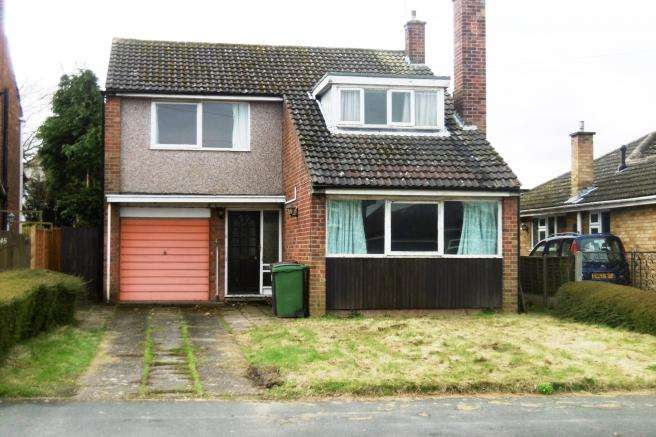 3 Bedrooms Detached House for sale in 47 Admaston Road, Wellington, Telford, Shropshire, TF1 3NE