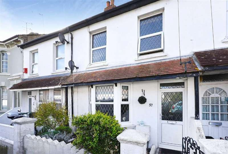3 Bedrooms Semi Detached House for sale in Wolseley Road, Portslade