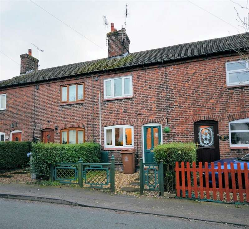 2 Bedrooms Terraced House for sale in Elton Road, Sandbach