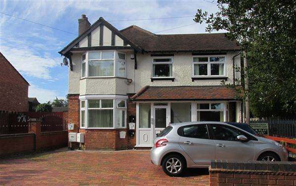 2 Bedrooms Flat for sale in Elmdon Road, Birmingham