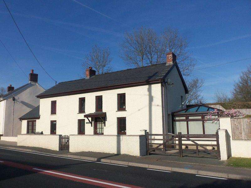 2 Bedrooms Detached House for sale in Alltwalis, Carmarthen, Carmarthenshire.