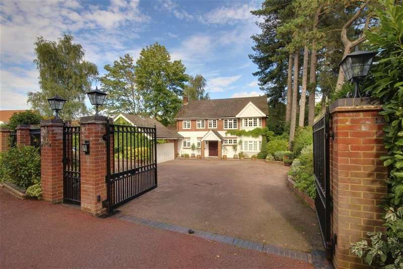 5 Bedrooms Detached House for sale in Totteridge Lane, Totteridge, London
