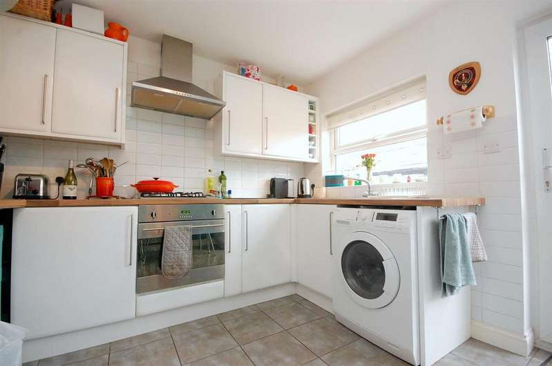 2 Bedrooms End Of Terrace House for sale in Dacre Road, Hitchin