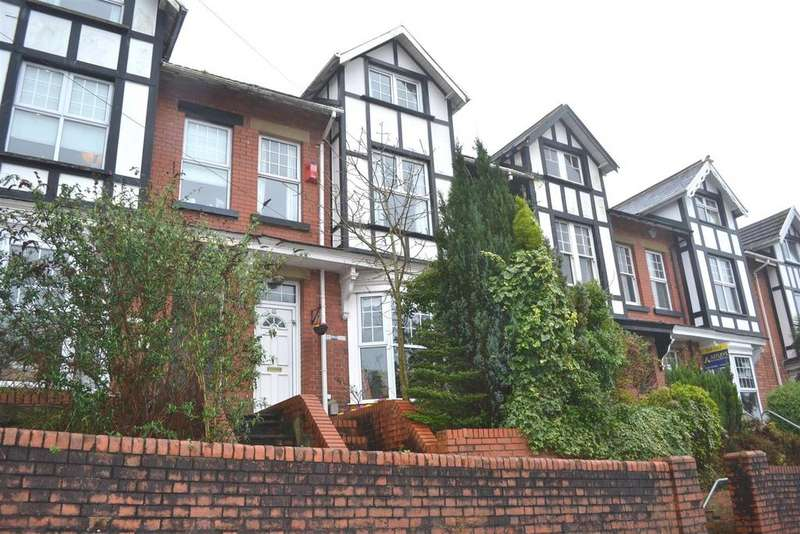 4 Bedrooms Town House for sale in Vivian Road, Swansea