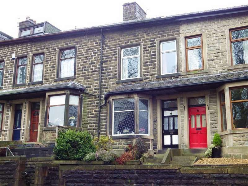 4 Bedrooms Terraced House for sale in Burnley Road, Crawshawbooth, Rossendale, Lancashire, BB4