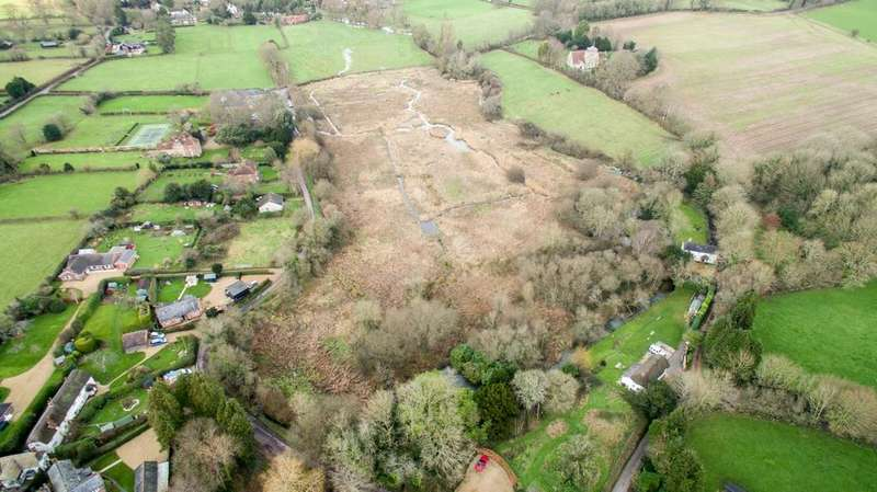 Land Commercial for sale in Mill End, Damerham, Fordingbridge, Hampshire, SP6