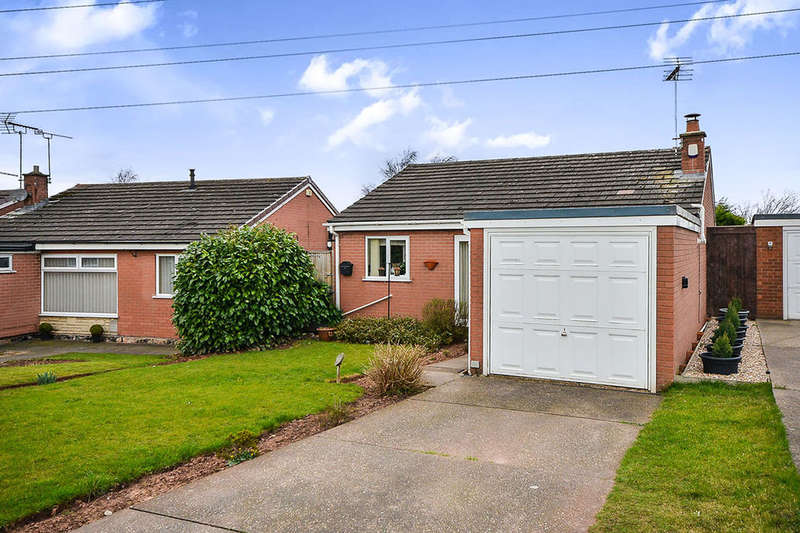 3 Bedrooms Detached Bungalow for sale in Queensway, Kirkby-In-Ashfield, Nottingham, NG17