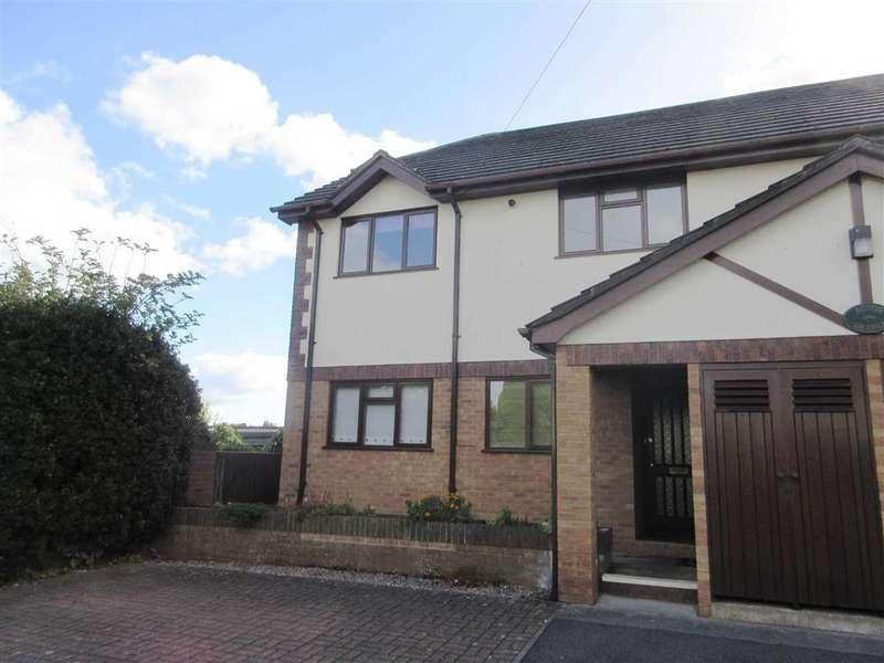 2 Bedrooms Flat for sale in Acton Grange, Acton, Wrexham