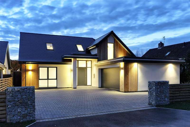 4 Bedrooms Detached House for sale in Gorse Hill, Ravenshead, Nottingham, NG15