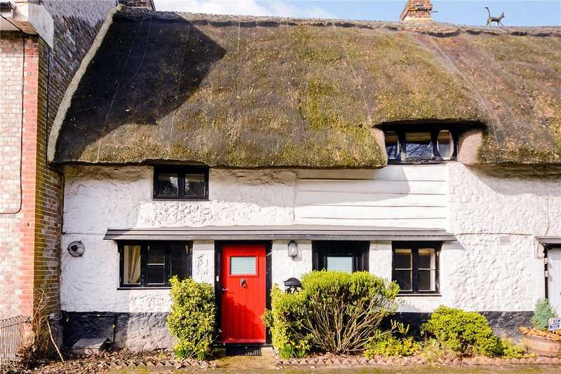 3 Bedrooms Terraced House for sale in Lottage Road, Aldbourne, Marlborough, Wiltshire, SN8