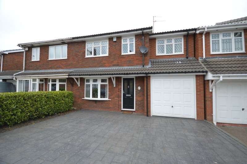 4 Bedrooms Semi Detached House for sale in Gate Street, Sedgley, Dudley, DY3