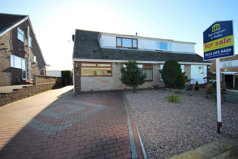 3 Bedrooms Semi Detached Bungalow for sale in Oakroyd, Rothwell