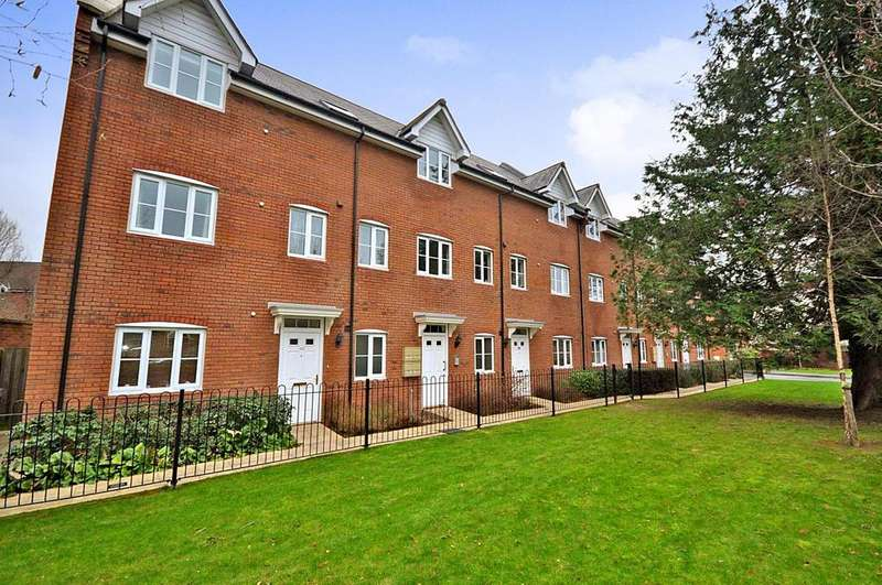 1 Bedroom Apartment Flat for sale in South Street, Taunton