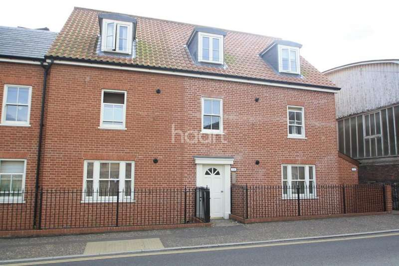 1 Bedroom Flat for sale in Minstergate, Thetford